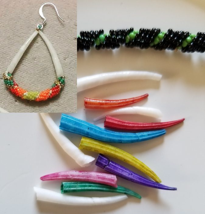Courtney Cochran, Rope Stitch Earrings