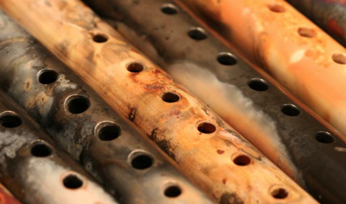 Ceramic Mesoamerican Flutes