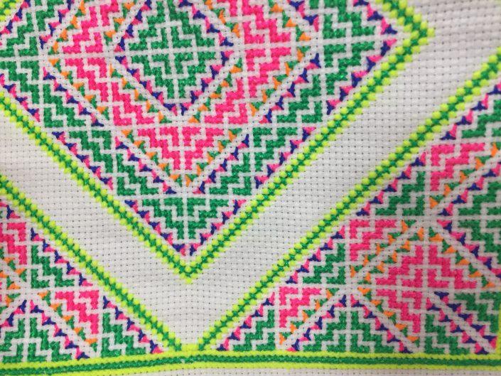 Paj Ntaub, Hmong Embroidery Photo Two