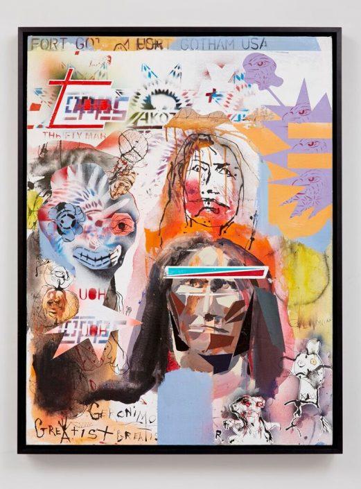 "Brad Kahlhamer, ""Greatest Geronimo"""