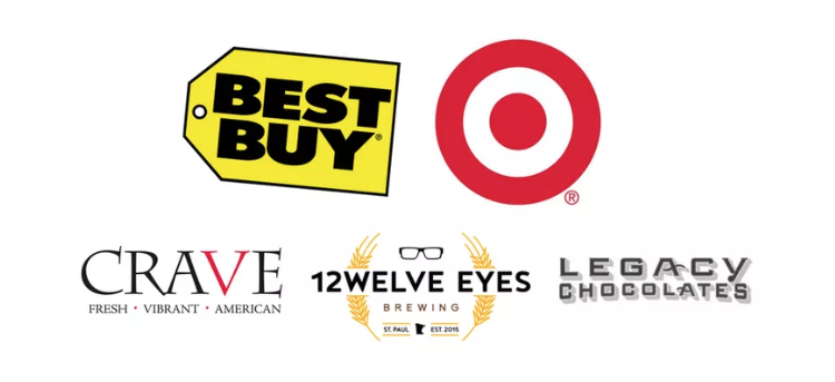 Best Buy Target Crave Fresh Vibrant American 12welve Eyes Brewing St. Paul EST. 2015 Legacy Chocolates