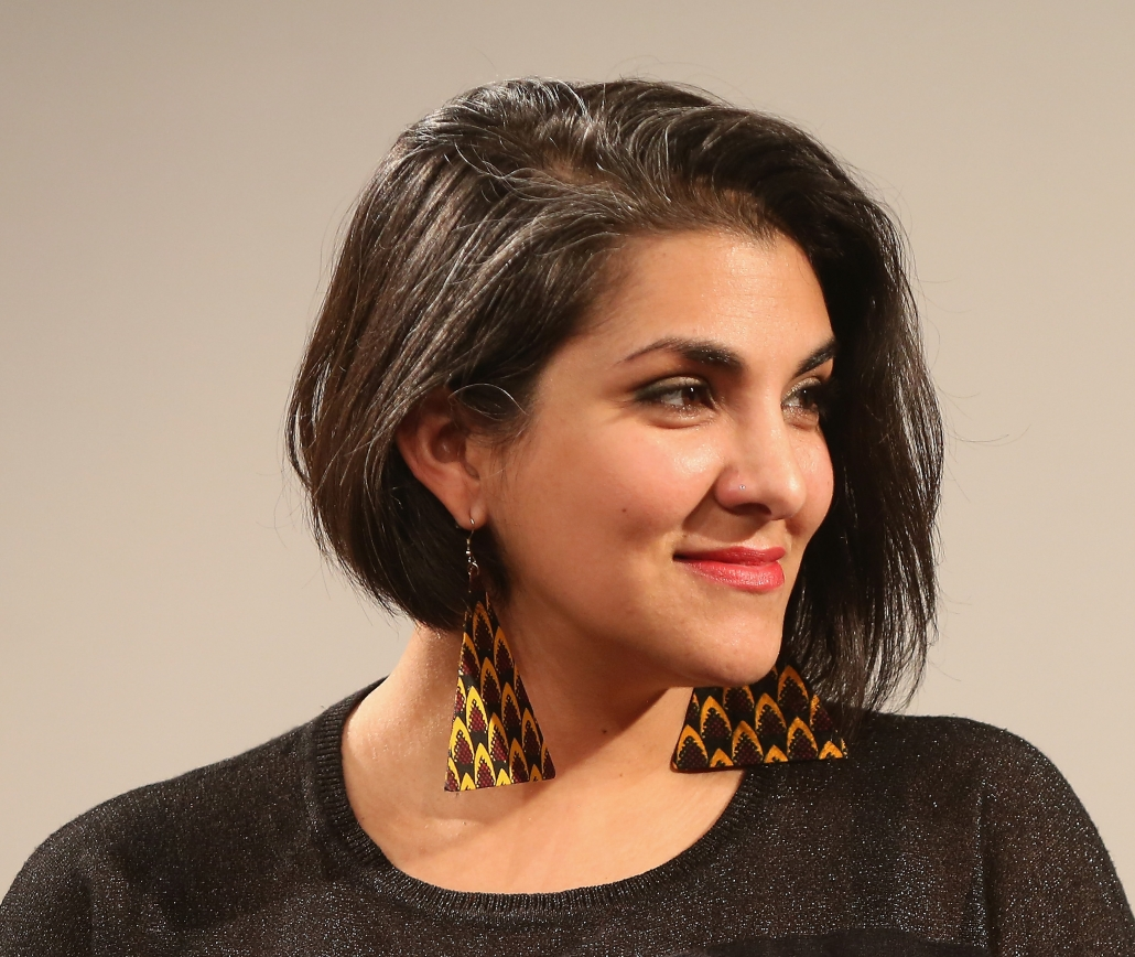 Curator and artist Heba Y. Amin