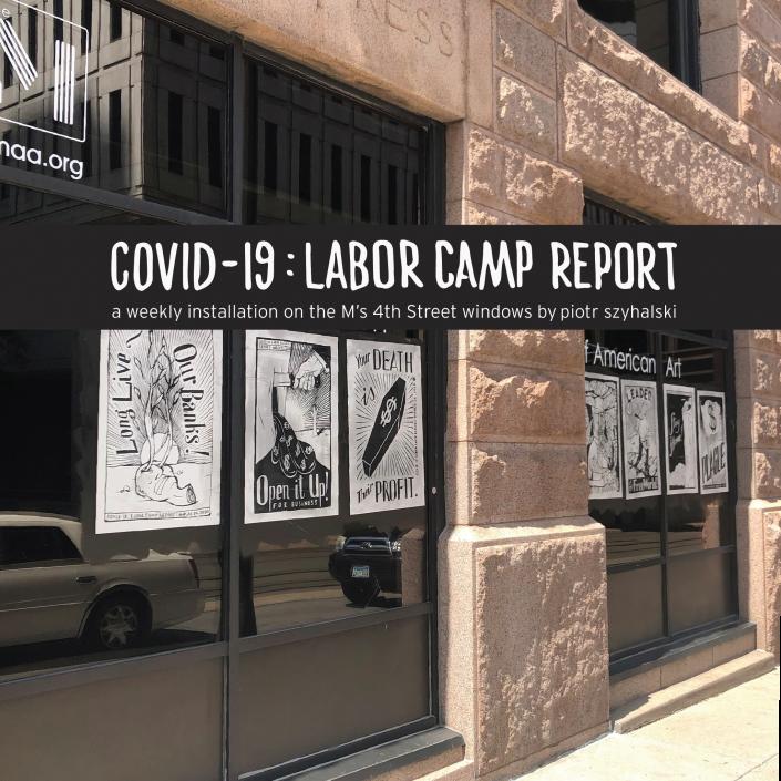 Banner Labor Camp