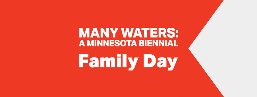 Many Waters Family Day